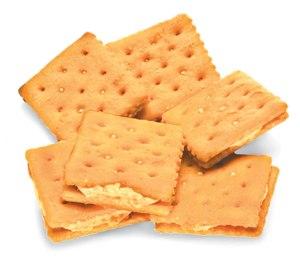 what-eat-lunch-cracker-sandwich